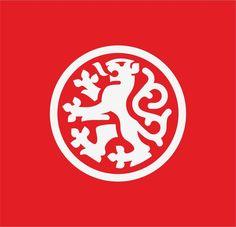 Heraldic lion logo in the circle. Logotip s prikazom heraldičkog lava u kružnom obliku. Lion Head Logo, Lion Logo, Griffin Logo, Knight On Horse, Unicorn Logo, Vintage Logo, Circle Logos, Circle Logo Design, Bull Logo