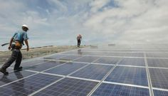 Denmark Reaches 2020 Goal for Solar Energy 8 Years in Advance - Denmark also has a 2020 wind powered energy goal of producing the 50% of the nations energy.....hmm what's the U.S. energies goals. Not something in the press or talked about by politicians.