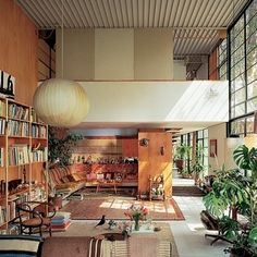 Case Study House No. the Eames House became the home of the architects themselves. Charles and Ray Eames began designing the house in 1945 for the Case Study House Program in Los Angeles. Casa Park, Interior Architecture, Interior And Exterior, Architecture Wallpaper, Drawing Architecture, Architecture Panel, Architecture Portfolio, Charles & Ray Eames, Ray Charles