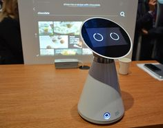 Mykie, Bosch's Little Robotic Elf for Your Kitchen