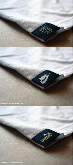 TAG T-shirt Logo mockup   Estampas, Logotipo Camisetas, Design De Etiqueta, 641fe76dff
