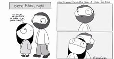 Here's Life With An S.O., Summed Up In 10 Adorable Comics