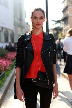Aymelime Valade, model