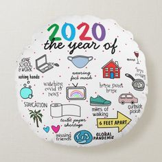 2020 the year of COVID 19 Icons Round Pillow quotes for best friends birthday, college friend gifts, goodbye best friend #bestfriends #bestfriendsfor20years #BestFriendShit, christmas diy, diy christmas decorations, diy christmas ornaments, christmas table decor Christmas Table Decorations, Diy Christmas Ornaments, Christmas Card Holders, Gifts For Friends, Friend Gifts, Quinceanera Invitations, Pillow Quotes, Custom Stationery, Best Friend Birthday
