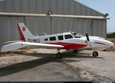 Piper PA-34-200T Seneca II - Untitled (E-Liner Airways) | Aviation Photo #1342219 | Airliners.net