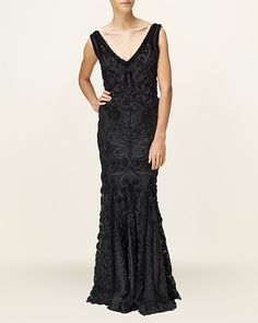 Phase Eight   BlackPaloma Long Dress