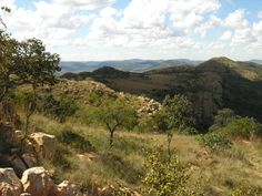 Vredefort Dome. South Africa