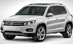Volkswagen Tiguan — Best New 2013 SUVs Priced For Under $25000