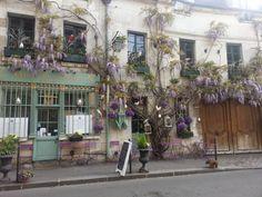 Au Vieux | Paris | Flavour of the Minute Street View, Old Paris