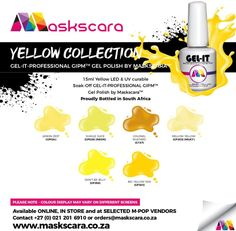 Colour Chart, Gel Polish Colors, Uv Led, My Nails, How To Apply, Colours, Collections, Color Charts