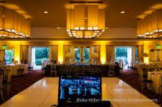 Sean & Kelly's La Jolla Wedding at Estancia | La Jolla Wedding DJ | La Jolla Wedding Lighting | Pro Motion Entertainment