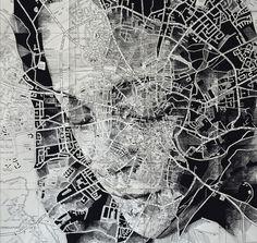 Map Portraits by Ed Fairburn 6