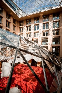 DZ Bank in Berlin designed by Frank Gehry_spacesXplaces_Nancy Da Campo photography-2
