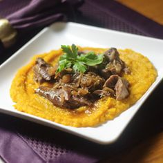 Braised Lamb Shanks with Spiced Butternut Squash – The Foodee Project