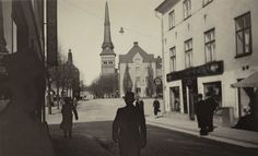 #Vasteras #Sweden 1950 Old Pictures, Sweden, Street View, Painting, Antique Photos, Painting Art, Old Photos, Paintings, Painted Canvas