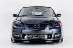 Tinted and dark smoke tail light film cover precut kits from Lamin-x. Mazda 3 Sedan, Mazda 3 Hatchback, Mazda 3 2007, Mazda Mps, Dream Car Garage, Rx7, Car Mods, Car Wheels, Jdm Cars