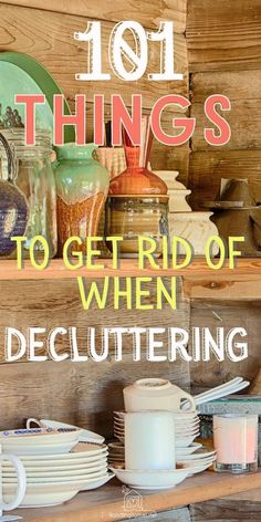 101 things to get rid of when decluttering Declutter Home, Declutter Your Life, Organizing Your Home, Organizing Clutter, Fridge Organization, Home Organization Hacks, Organizing Ideas, Decluttering Ideas, Storage Hacks