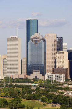 ✯ Downtown Houston, TX