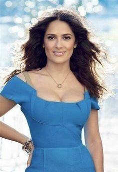 Salma Hayek Young, Salma Hayek Body, Selma Hayek Hot, Beautiful Celebrities, Beautiful Actresses, Salma Hayek Pictures, Curvy Women Outfits, Celebrity Magazines, Just Beauty