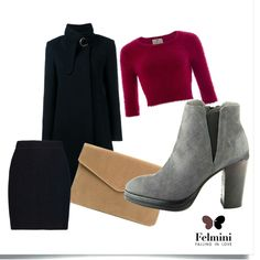 Outfit of the day | Cosy looks for all days ;)  FELMINI <3 Winter 2017  #felminifallwinter201617 #felmini #felminiboots #casualchic #newcollection #outfitoftheday #fw #boots #Edit9807
