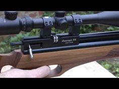 ▶ REVIEW: Brocock Concept Elite S6 Air Rifle - Super 6 Air Gun - YouTube