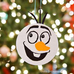 Ornamento natalizio di Olaf