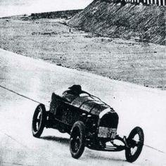 Bentley 1925 Montlhéry