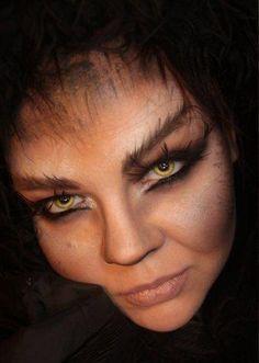 Werewolf -15 Party-Ready Halloween Makeup Ideas   Divine Caroline