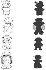 Resultado de imagen para figura sombra para niños