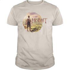 Hobbit – Hobbit In Circle Design T Shirt, Hoodie, Sweatshirts - shirt dress #style #clothing
