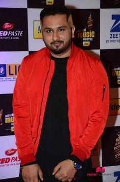Yo Yo Honey Singh at radio mirchi awards night