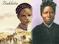 Santa Josefina Bakhita, de esclava a santa - Con recursos audiovisuales