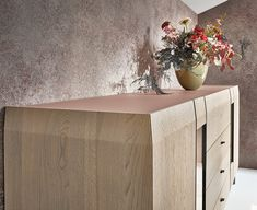 Cava Asteiche I Anrei Dream Home Design, House Design, Kitchen Dining, Dining Room, Buffet, Sideboard, Interior Inspiration, Interiordesign, Cabinet
