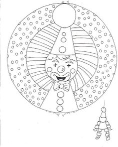 JujoBoro: Farsangi kézműves ötletek Clown Crafts, K Crafts, Easy Diy Crafts, Arts And Crafts, Disney Planes Birthday, Circus Activities, Coloring Books, Coloring Pages, Fete Halloween