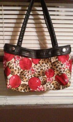 Handmade fits thirty one skirt purse