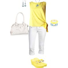 Spring, created by erinlindsay83 on Polyvore