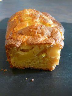 """gâteau des """" femmes pressées """" Version pommes"""