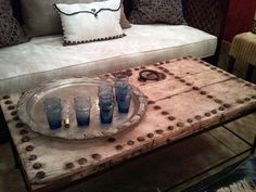 Moroccan Coffee Table Furniture