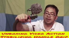 Unboxing Video Action Stabilizing Handle Grip Cell Phone Smartphone and Saudi Post Office Post Office, Saudi Arabia, Tech Gadgets, Smartphone, Handle, Action, Technology, Videos, Youtube