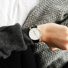 Minimal and Classic. Use promo code HIDDENVICES for 15% off all products at www.danielwellington.com until June 15, 2015. IG: @danielwellingtonwatches #danielwellington