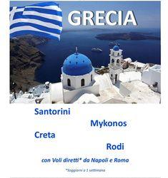 JLAND TRAVEL: GRECIA !!!