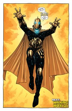 Dr. Fate in Constantine #20 (2014)