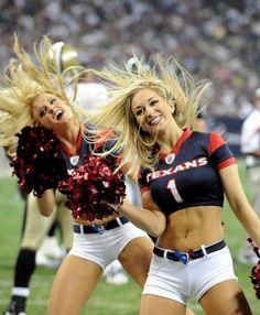 Houston Texans Cheerleading