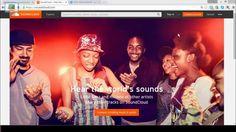 Grabar y publicar audios en Soundcloud