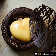 624 mentions J'aime, 5 commentaires – Pavoni Italia (@pavonitalia) sur Instagram : «Passion petits gateaux @debora_vena_ with Mandorla , caramello e cuore fondente di cioccolato…»