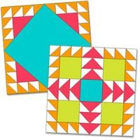 EQ7 Summer Drawing Series | The Electric Quilt Blog
