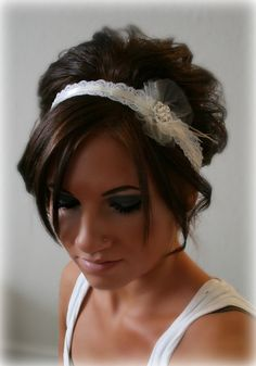 I'm going to make some headbands like this one