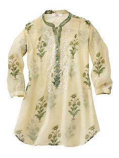 Love this summer tunic!