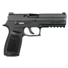 SIG Sauer P250 Full Size Semi Auto Handgun 9mm 4.7 Barrel 17 Rounds Polymer Frame Nitron Finish 250F-9-B