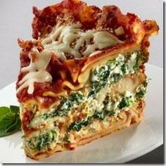 Spinach Lasagna Recipe With Ricotta Cheese.Spinach Lasagna Recipe {Vegetarian Lasagna With Spinach}. Skinny Mushroom Spinach Lasagna Recipe Little Spice Jar. Easy One Step Spinach Lasagne Recipe All Recipes UK. Slow Cooker Recipes, Cooking Recipes, Spinach Lasagna, Veggie Lasagna, Lasagna Recipes, Cheese Lasagna, Lasagna Food, Spinach Soup, Eat This